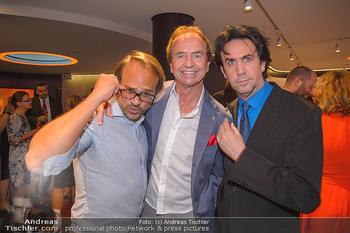 Pro Juventute Charity Gala - Studio 44 - Mo 07.05.2018 - Leo ABERER, Heribert KASPER, Josef WINKLER13