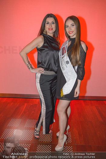 Pro Juventute Charity Gala - Studio 44 - Mo 07.05.2018 - Monika BALLWEIN, Sarah CHVALA16
