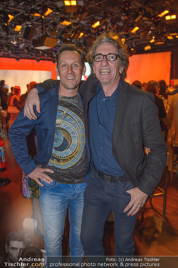 Pro Juventute Charity Gala - Studio 44 - Mo 07.05.2018 - Martin OBERHAUSER, Hubert WOLF23