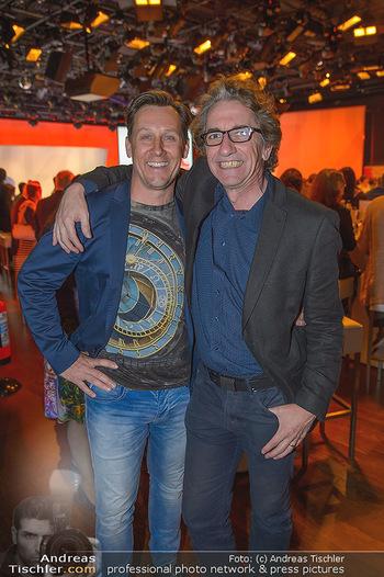 Pro Juventute Charity Gala - Studio 44 - Mo 07.05.2018 - Martin OBERHAUSER, Hubert WOLF24