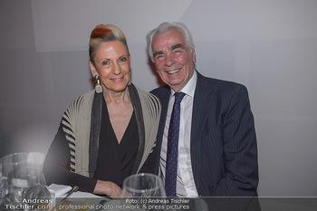 Pro Juventute Charity Gala - Studio 44 - Mo 07.05.2018 - Hannes NEDBAL mit Ehefrau Liselotte25