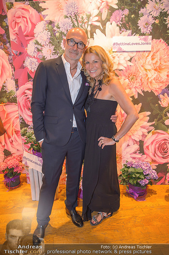 Bettina Assinger Kolletion - Jones Store - Di 08.05.2018 - Doris und Gabor ROSE13