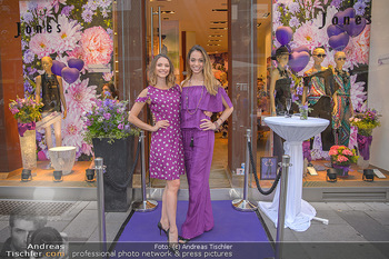Bettina Assinger Kolletion - Jones Store - Di 08.05.2018 - Julia FURDEA, Celine SCHRENK20