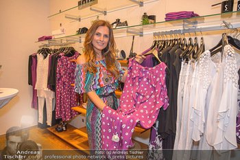 Bettina Assinger Kolletion - Jones Store - Di 08.05.2018 - Bettina ASSINGER23
