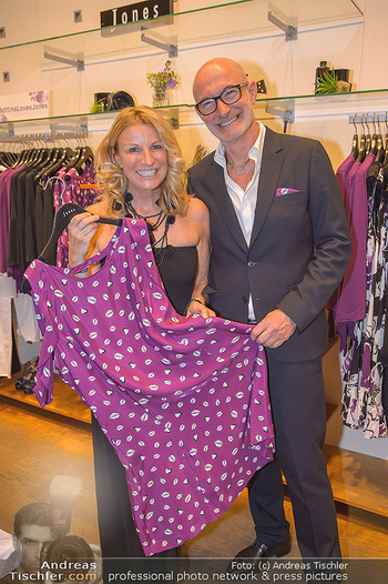 Bettina Assinger Kolletion - Jones Store - Di 08.05.2018 - Doris und Gabor ROSE26