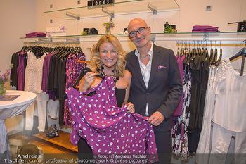 Bettina Assinger Kolletion - Jones Store - Di 08.05.2018 - Doris und Gabor ROSE27