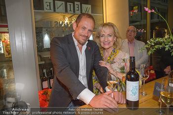 LifeBall Wein - Wein & Co - Di 08.05.2018 - Dagmar KOLLER, Gery KESZLER26