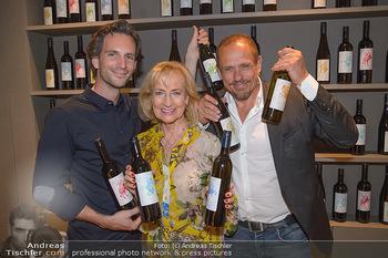 LifeBall Wein - Wein & Co - Di 08.05.2018 - Michael BALGAVY, Dagmar KOLLER, Gery KESZLER55
