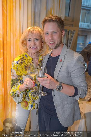 LifeBall Wein - Wein & Co - Di 08.05.2018 - Dagmar KOLLER, Markus FREIST�TTER61