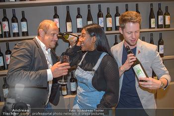 LifeBall Wein - Wein & Co - Di 08.05.2018 - Gery KESZLER, Rose May ALABA, Markus FREIST�TTER78