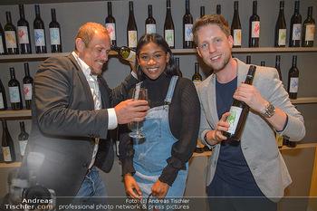 LifeBall Wein - Wein & Co - Di 08.05.2018 - Gery KESZLER, Rose May ALABA, Markus FREIST�TTER80