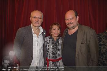 David Bowie Musical Premiere Lazarus - Volkstheater - Mi 09.05.2018 - Günter FRANZMEIER, Anna BADORA, Rainer GALKE8