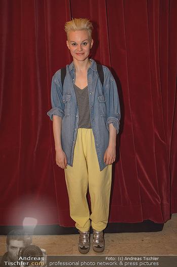 David Bowie Musical Premiere Lazarus - Volkstheater - Mi 09.05.2018 - Katharina KLAR10