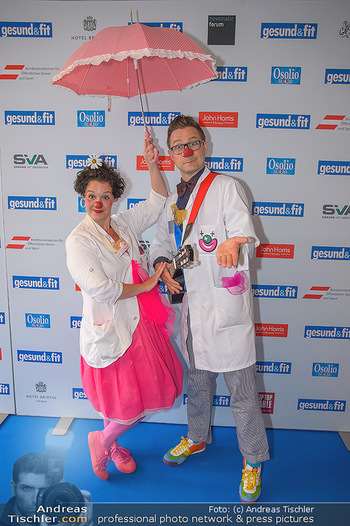 Gesund & Fit Award - Novomatic Forum - Di 15.05.2018 - 4