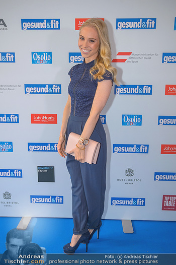Gesund & Fit Award - Novomatic Forum - Di 15.05.2018 - Jenny MAGIN (FELLNER)8