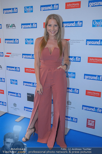Gesund & Fit Award - Novomatic Forum - Di 15.05.2018 - Carina SCHWARZ71