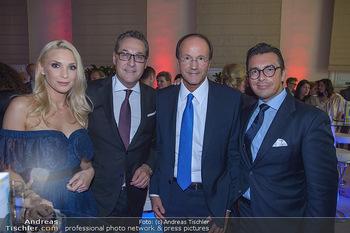 Gesund & Fit Award - Novomatic Forum - Di 15.05.2018 - HC Heinz Christian STRACHE mit Ehefrau Philippa, Markus G. POSSE72