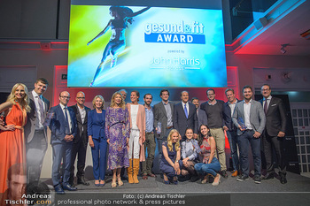 Gesund & Fit Award - Novomatic Forum - Di 15.05.2018 - 142