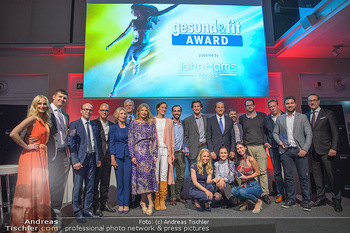 Gesund & Fit Award - Novomatic Forum - Di 15.05.2018 - 144