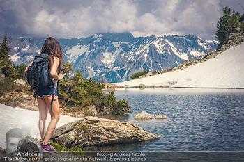 Feel Austria - Österreich - Mi 16.05.2018 - Dachstein, Bergwelt, Alpen, Panorama, Fernsicht, Spiegelsee, Mit1