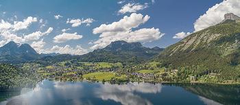 Feel Austria - Österreich - Mi 16.05.2018 - Altausseer See, Alt Aussee, Bad Aussee, Badesee, Salzkammergut, 5