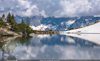 Feel Austria - Österreich - Mi 16.05.2018 - Dachstein, Bergwelt, Alpen, Panorama, blauer Himmel, Fernsicht, 11