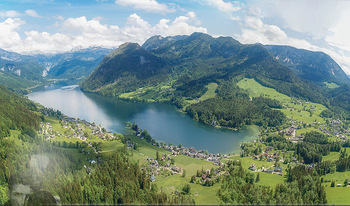 Feel Austria - Österreich - Mi 16.05.2018 - Grundlsee, Archkogl, Brauhof, Badesee, Wasserqualität, Seenland20
