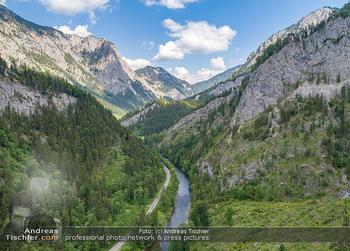 Feel Austria - Österreich - Mi 16.05.2018 - Gesäuse Natonalpark Bergwelt Steiermark Enns Fluss25