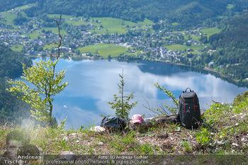 Feel Austria - Österreich - Mi 16.05.2018 - Altausseer See, Bad Aussee, Alt Aussee, Salzkammergut, Wanderer,33