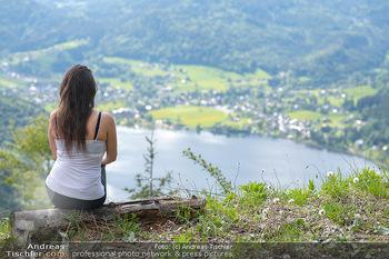 Feel Austria - Österreich - Mi 16.05.2018 - Altausseer See, Bad Aussee, Alt Aussee, Salzkammergut, Mann, Wan34