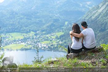 Feel Austria - Österreich - Mi 16.05.2018 - Altausseer See, Bad Aussee, Alt Aussee, Salzkammergut, Wanderer,35
