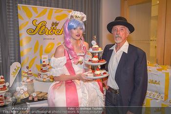 25 Jahre LifeBall PK - Hotel LeMeridien - Mi 16.05.2018 - Arik BRAUER mit Str�ck-Promotiondame9