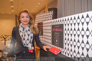 25 Jahre LifeBall PK - Hotel LeMeridien - Mi 16.05.2018 - Amra BERGMANN12