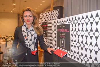 25 Jahre LifeBall PK - Hotel LeMeridien - Mi 16.05.2018 - Amra BERGMANN13