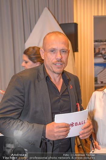 25 Jahre LifeBall PK - Hotel LeMeridien - Mi 16.05.2018 - Gery KESZLER25
