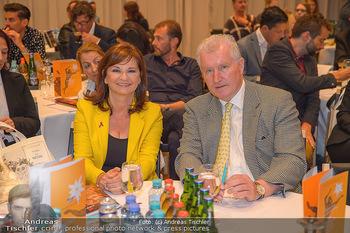 25 Jahre LifeBall PK - Hotel LeMeridien - Mi 16.05.2018 - Susanne RIESS, Josef KIRCHBERGER52