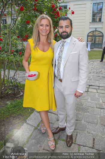 PK zu Rosenburg Festspielen - Deli Bluem - Mi 16.05.2018 - Angelika NIEDETZKY, Morteza TAVAKOLI13
