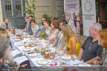 PK zu Rosenburg Festspielen - Deli Bluem - Mi 16.05.2018 - Hochzeitstafel (passend zum St�ck)24