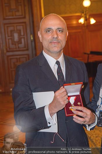 Goldenes Verdienstzeichen Verleihung - Rathaus Wien - Do 17.05.2018 - Gerald MATT11