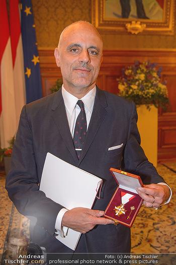 Goldenes Verdienstzeichen Verleihung - Rathaus Wien - Do 17.05.2018 - Gerald MATT14