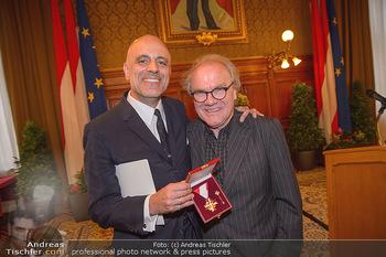 Goldenes Verdienstzeichen Verleihung - Rathaus Wien - Do 17.05.2018 - Gerald MATT, Michael K�HLMEIER15