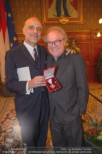 Goldenes Verdienstzeichen Verleihung - Rathaus Wien - Do 17.05.2018 - Gerald MATT, Michael K�HLMEIER16