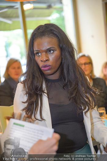 Ein Abend für Mireille Ngosso - Unger und Klein - Do 17.05.2018 - Mireille NGOSSO (Portrait)2