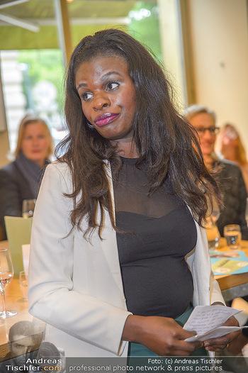 Ein Abend für Mireille Ngosso - Unger und Klein - Do 17.05.2018 - Mireille NGOSSO (Portrait)3