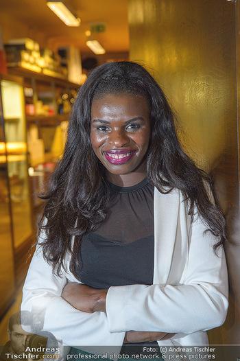 Ein Abend für Mireille Ngosso - Unger und Klein - Do 17.05.2018 - Mireille NGOSSO (Portrait)5