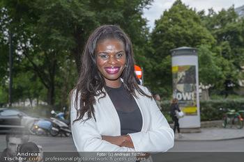 Ein Abend für Mireille Ngosso - Unger und Klein - Do 17.05.2018 - Mireille NGOSSO (Portrait)7