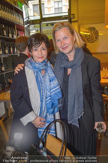 Ein Abend für Mireille Ngosso - Unger und Klein - Do 17.05.2018 - Katharina STEMBERGER, Sabine HAUSWIRTH9