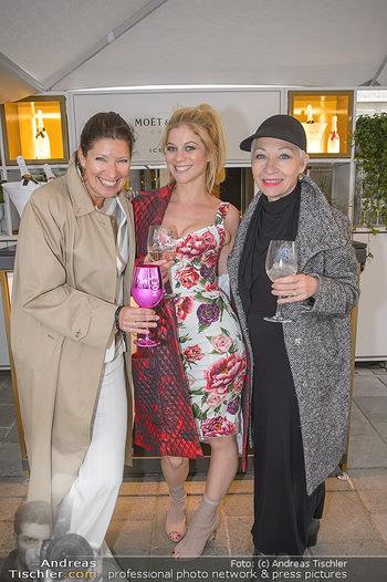 Garden Opening - Park Hyatt - Do 17.05.2018 - Sona MACDONALD, Hilde DALIK, Marion NACHTWEY3
