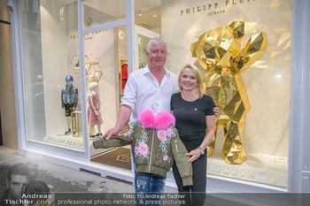Store Innenarchitektur - Philipp Plein Kids Store - Do 24.05.2018 - Ernst und Manuela FISCHER1