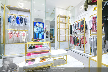 Store Innenarchitektur - Philipp Plein Kids Store - Do 24.05.2018 - Innenarchitektur, Store Shop innen Ansicht8
